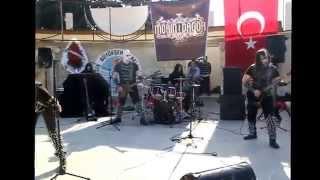 Mersin Belediyesinde Black Metal Konseri (Morin Dagor)