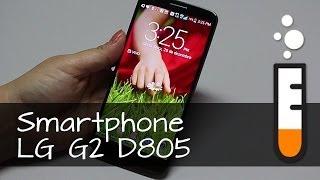 LG G2 Smartphone D805 - Resenha Brasil