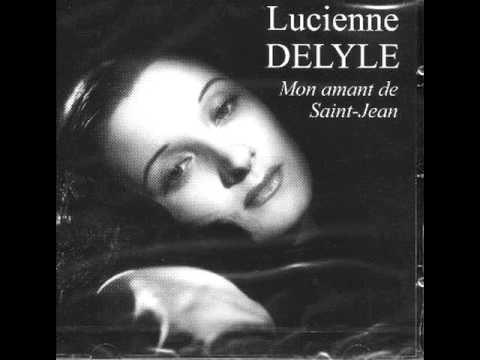 Lucienne Delyle ~ Mon Amant de Saint-Jean (1942)