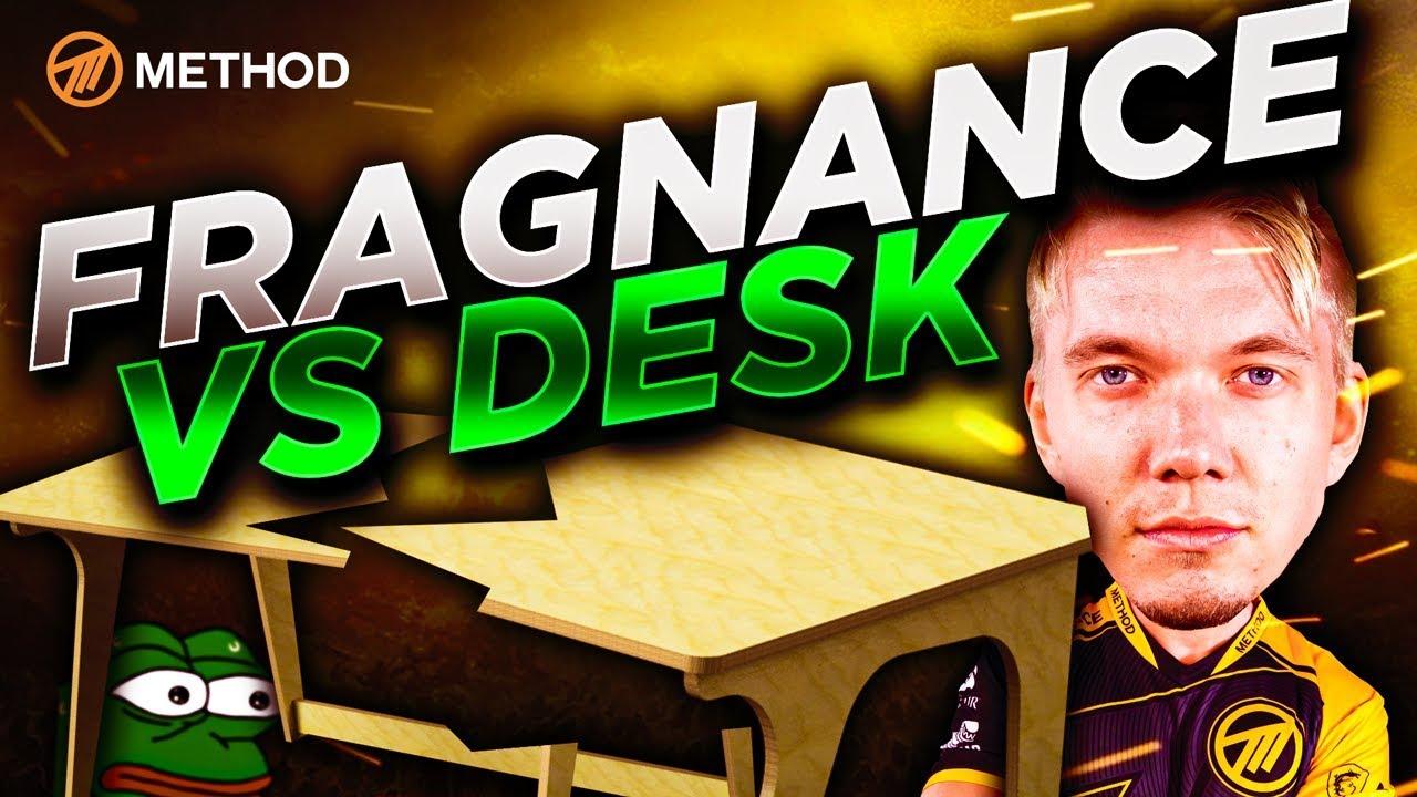 Fragnance VS Desk | Best of Method #1 - YouTube
