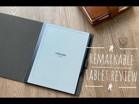 Opmerkelijk 2 Tablet Review - Een extra speciale notebook
