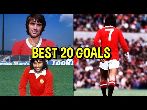 George Best • Best 20 goals ever!