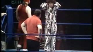 World Of Sport - Mick McManus & Steve Logan vs Kendo Nagasaki & Gorgeous George pt.1