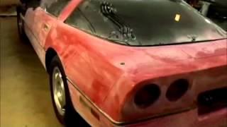 Wam Bam Corvette