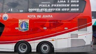 Download Video Bus Transjakarta Edisi Pawai PERSIJA MP3 3GP MP4