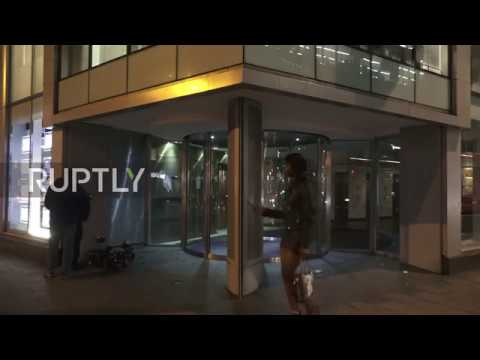 UK: Officers raid Cambridge Analytica offices after data privacy breach