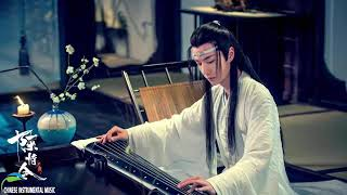 Beautiful Chinese Relaxing Music   Guzheng & Bamboo Flute Instrumental Zen For Meditation