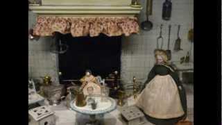 Dollhouse Private Collection 1790-1800 Maria De Vogel Van Aalst Poppenhuis Particuliere Collectie