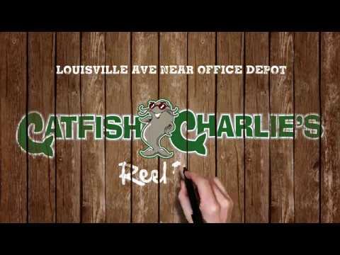 Catfish Charlie's, Monroe, Louisiana