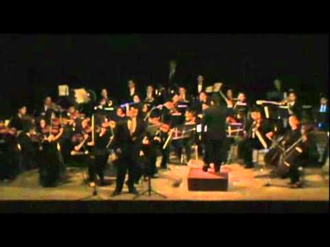 Sinfónica Municipal de Loja con Diego Ferré - (3/5)