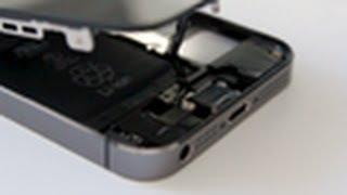 iPhone 5S Screen Repair Replacement HD teardown Guide
