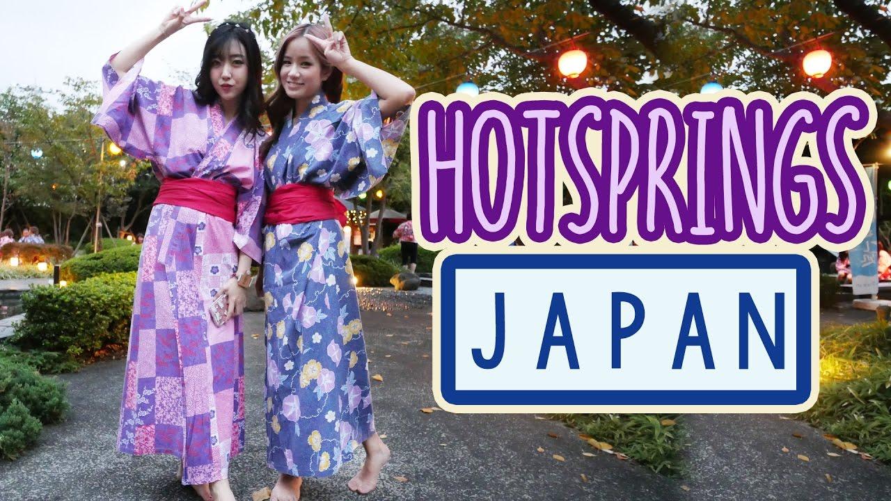 JAPAN HOT SPRING | Onsen in TOKYO | Ft. Sunnydahye