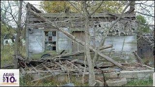 سخروا منه بسبب شرائه لهذه المنزل المتهاكل وعندما رأوهو من الداخل صدموا بما وجدوه..!!