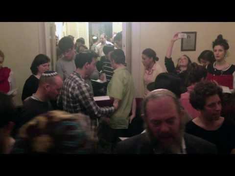 Kabbalat Sabbath with David Lazar - March, 2014