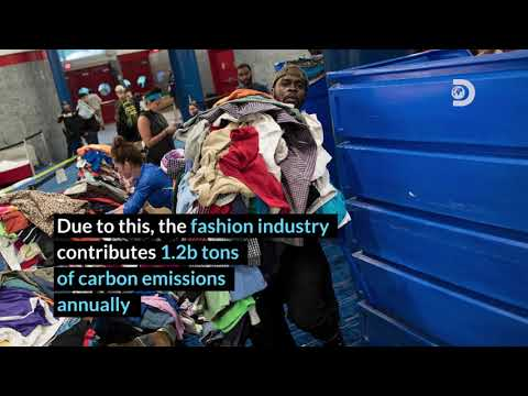 Fast Fashion | Discovery Earth Day 2021
