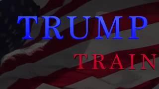 """Trump Train""1.Created by Mark Oliverius & OMGNashville"