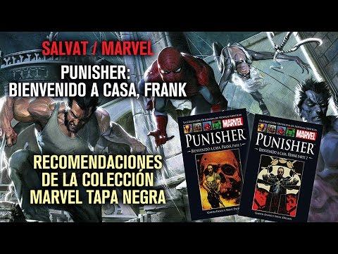 Review - Punisher: Bienvenido a Casa, Frank - Marvel Salvat 16 y 17 + recomendaciones