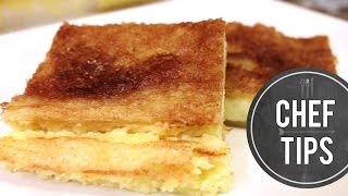 Cream Cheese Puff Pastry Squares