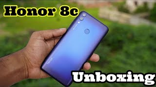 Honor 8C Unboxing & First Impression in Tamil