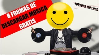8 Alternativas GRATUITAS Para descargar Musica y video