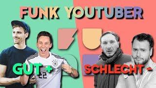 Baixar Die SCHLECHTESTEN / BESTEN Funk YouTuber