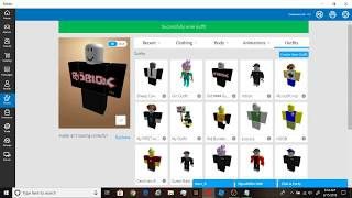 How to look like a guest (NO ROBUX SPENT) (ROBLOX 2018)