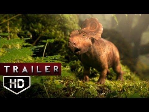 Caminando Con Dinosaurios 3D - Trailer Español Latino [FULL HD]