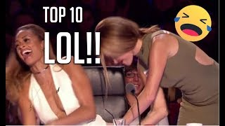 10 FUNNIEST AUDITIONS EVER ON BRITAIN