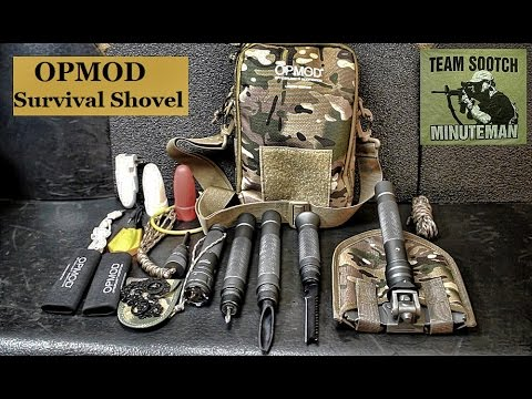 Best Survival Tool: OPMOD Survival Shovel