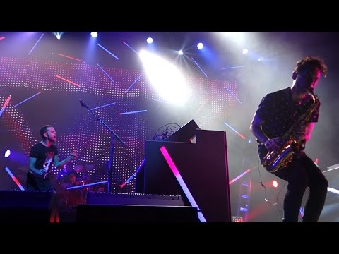 M83 - Midnight City – Live in Oakland