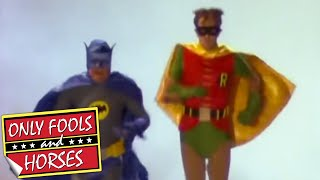 Batman and Robin - Only Fools and Horses Christmas Special - BBC Comedy Greats