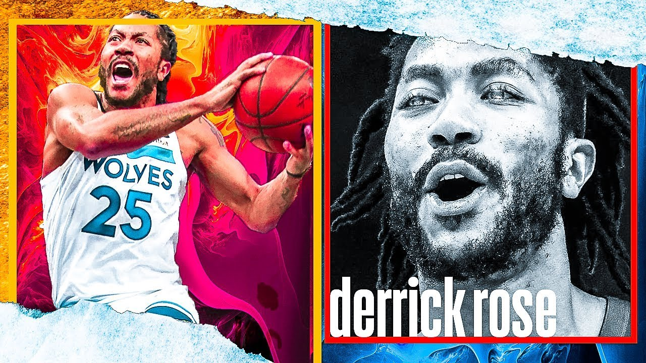 Derrick Rose - Best Highlights of 2019 -