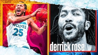 "Derrick Rose - Best Highlights of 2019 - ""The Return"""