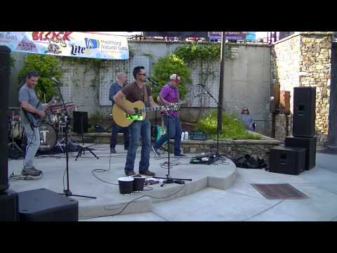 The Eric Scott Band at The Block Party..4-20-2016