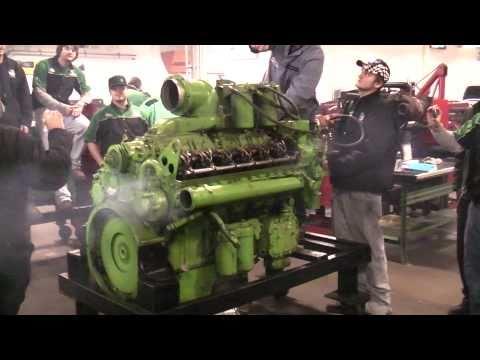 Detroit Diesel 12v71 Start At OTC