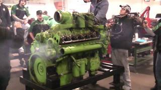 Detroit Diesel 12v71 Start At OTC