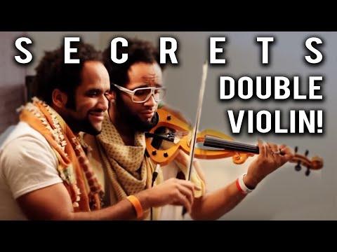 "One Republic ""Secrets"" - Double Electric Violin B2wins"