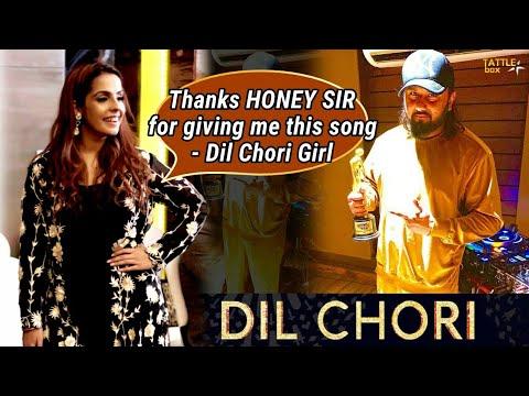 DIL CHORI singer (Simar Kaur) talking LIVE about Yo Yo Honey Singh | Song Of The Year