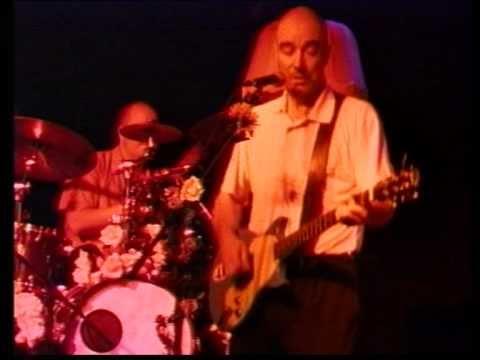 Fischer Z - Red skies over paradise - live Mannheim 2001 - Underground Live TV recording