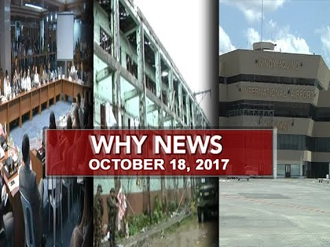 UNTV: Why News (October 18, 2017)