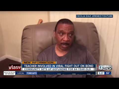 CK - $100,000 raised for California teacher who punched student!