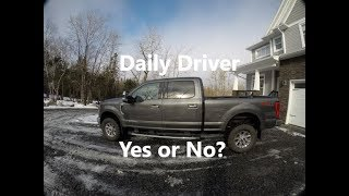 2019 F-350 POWERSTROKE DAILY DRIVER