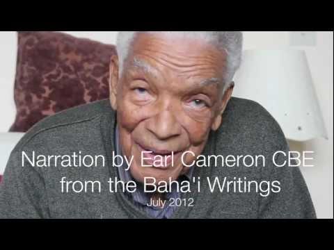 Baha'i Writings narrated by Earl Cameron CBE