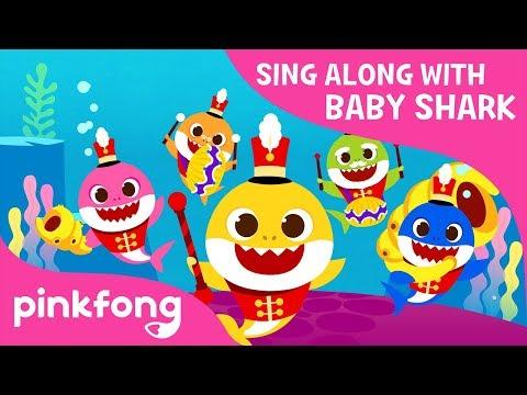 Ocean Parade  Sing Along with Ba Shark  Pinkfong Songs for Children
