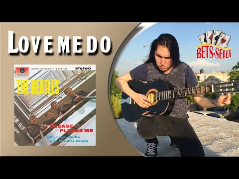 ♥♠ Love Me Do - The Beatles (Cover) ♦♣