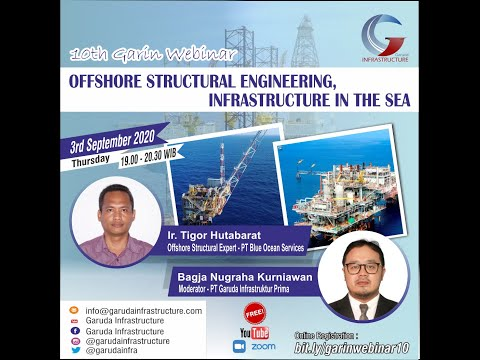 Offshore Structural Engineering, Infrastructure in the Sea