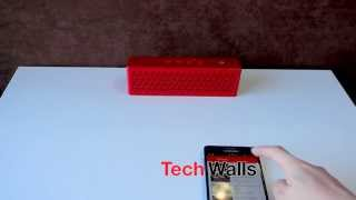 Creative Muvo Mini Bluetooth Speaker Sound Test