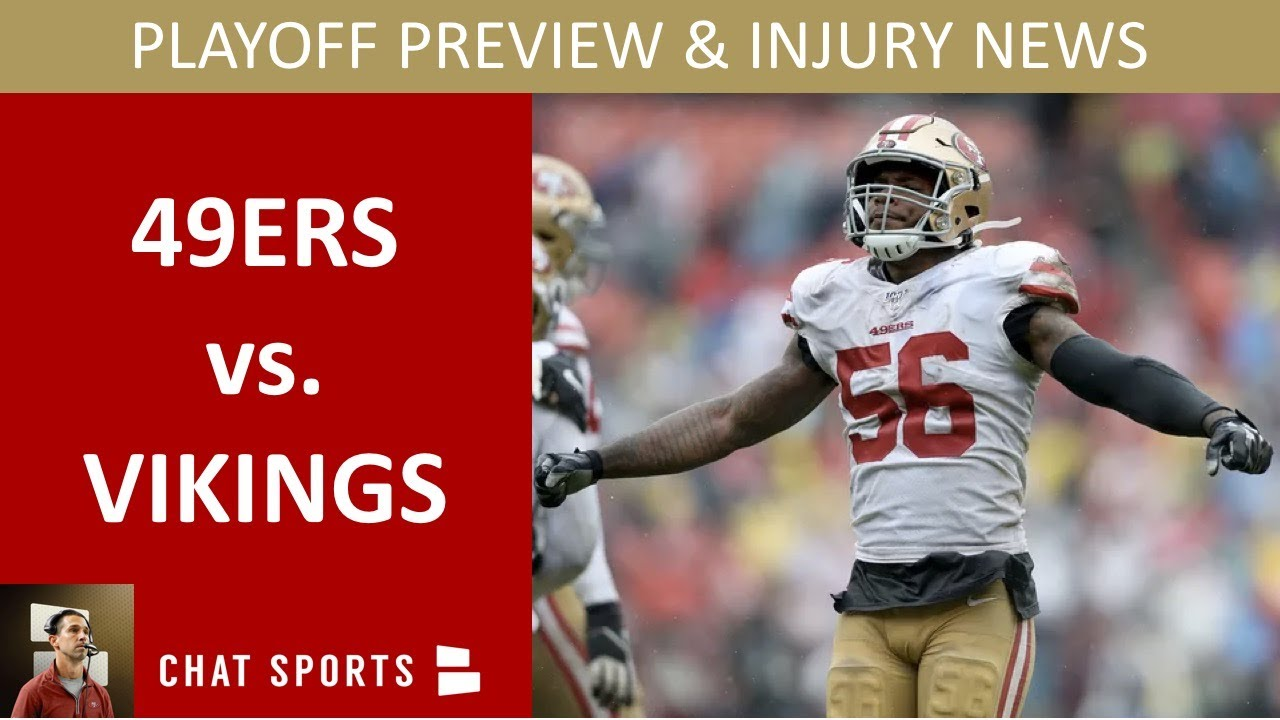49ers run over Vikings, advance to host NFC Championship Game