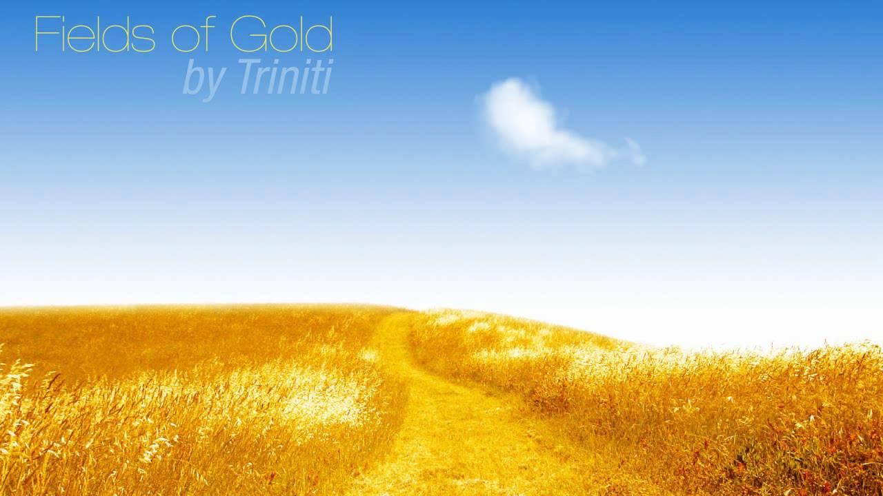 fields of gold triniti youtube