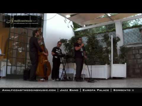 Wedding Band | Europa Palace Sorrento | Amalficoastweddingmusic.com